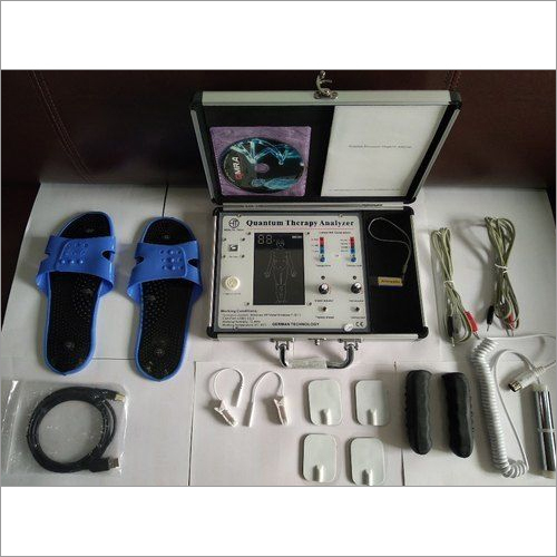 8G Magnetic Resonance Analyzer Pain Relief Machine