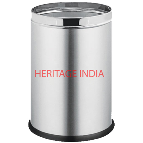 Stainless Steel Paper Dustbin