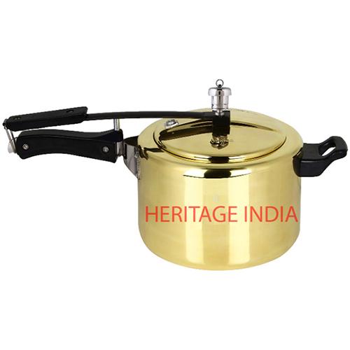 Brass Pressure Cooker