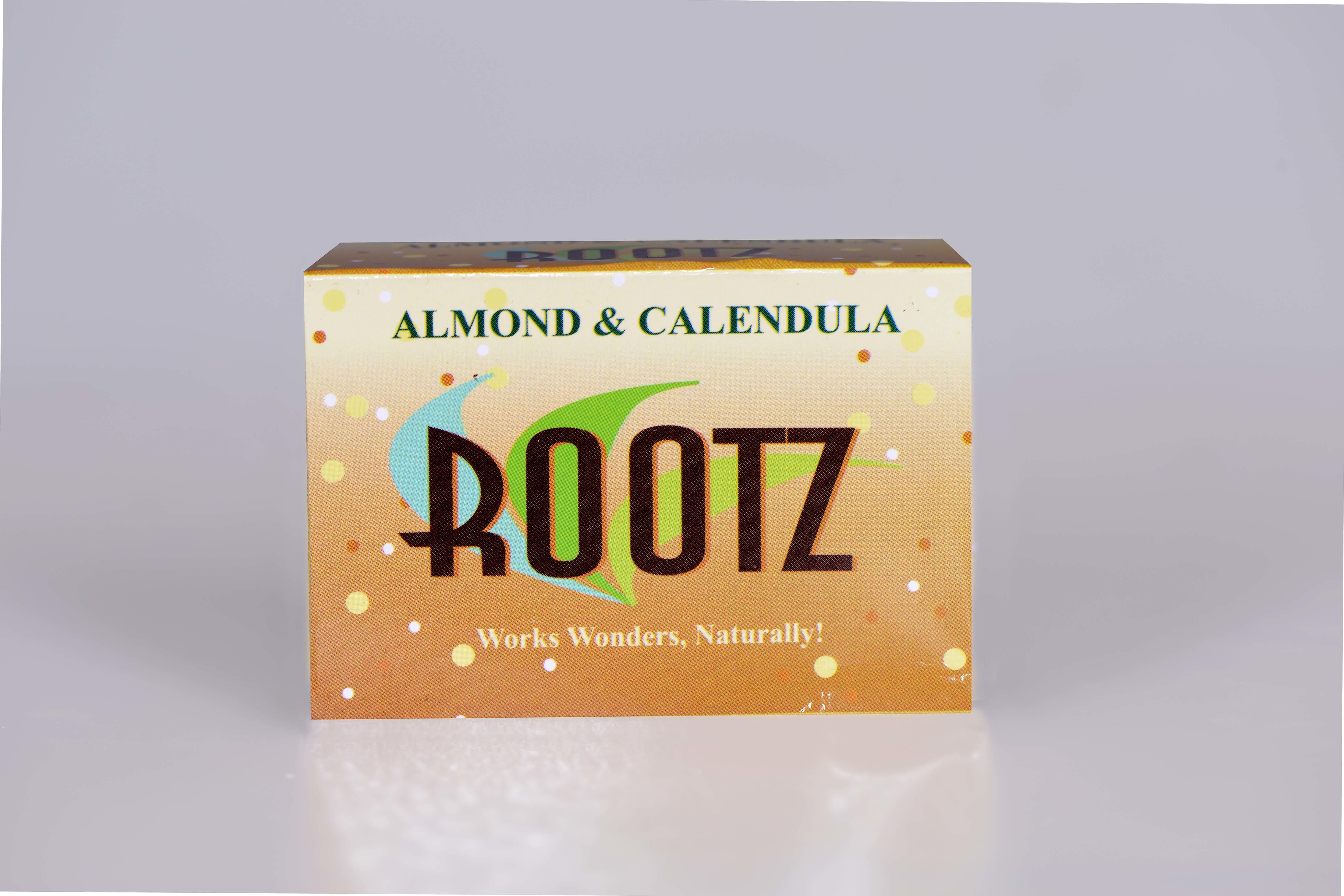 Almond & Calendula Soap