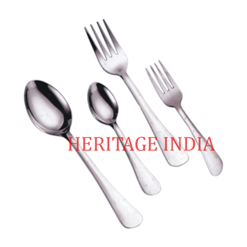 Stainless Steel Spoons And Fork Set