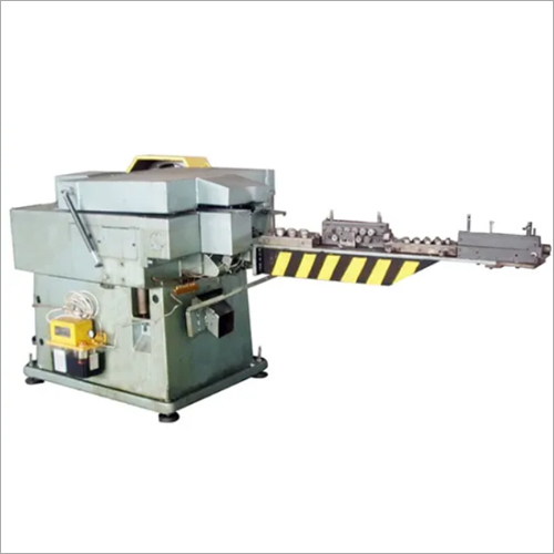 Two Wire Nail Making Machine