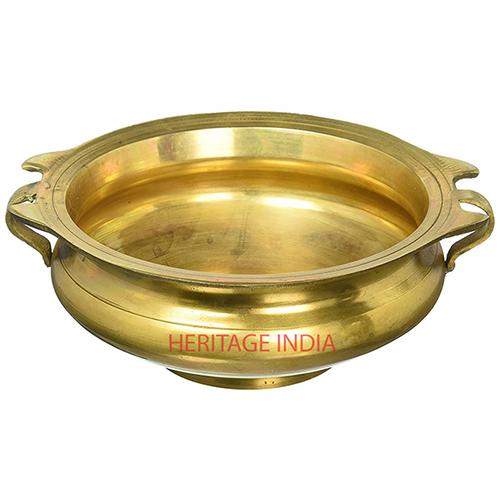 Pure Brass Urli