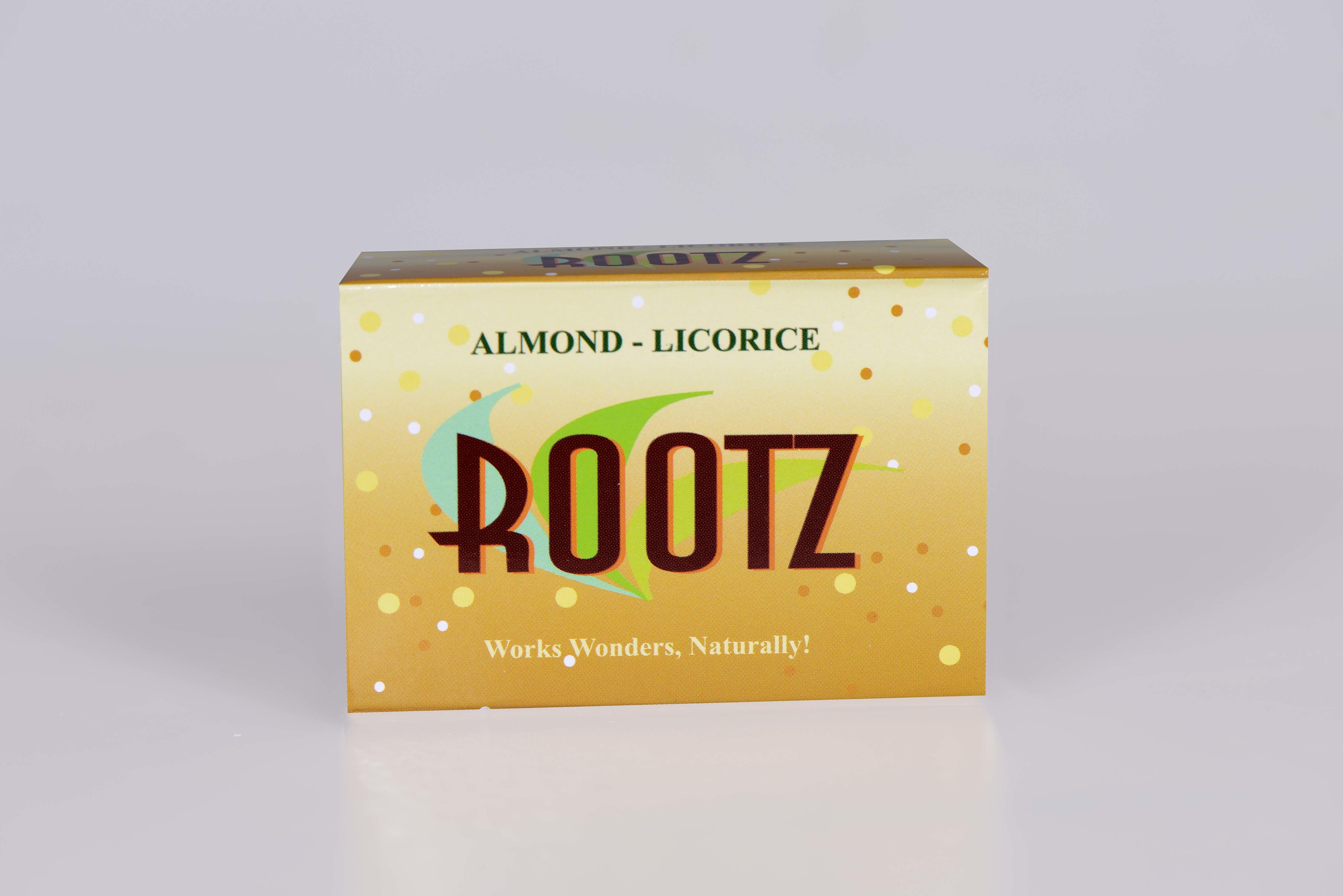 Rootz Almond-Licorice Soap