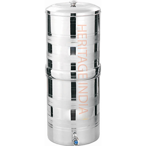 55 Ltr Stainless Steel Water Filter