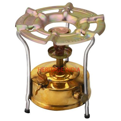 Brass Kerosene Stove