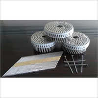 Stainless Steel Coil Nail Paper Strip Nail