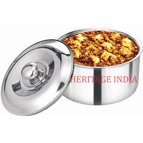 2700 ml Stainless Steel Casserole