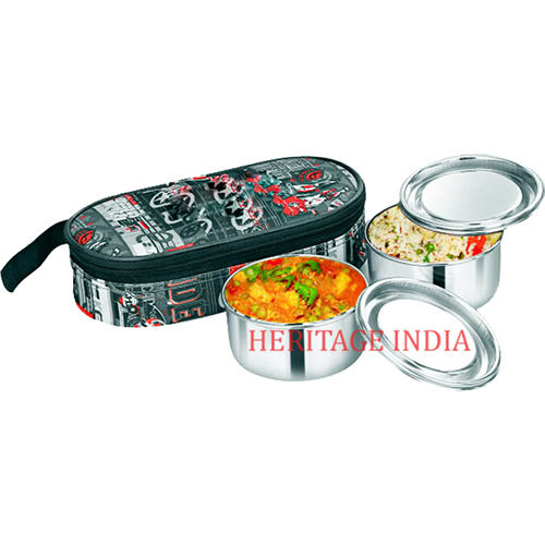 Stainless Steel Lunch Box With Cover