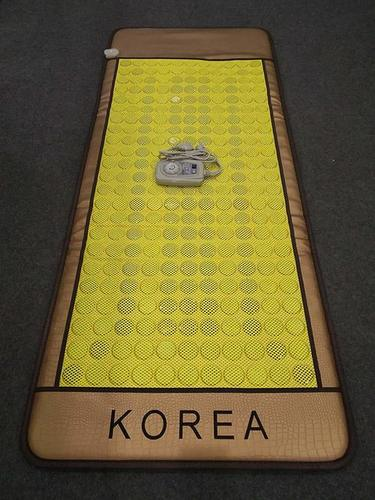 Korean Thermal Therapy Jade Stone and Tourmaline Mix Heating Mattress