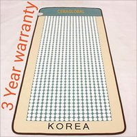 Korea Therapy White Hygiea Stone Heating Mattress