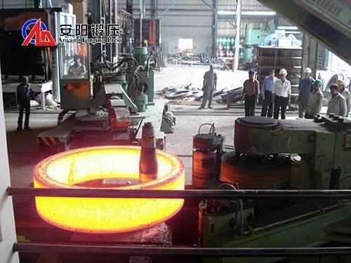 Horizontal Ring Rolling Machine Manufacturer Ring Rolling Machine