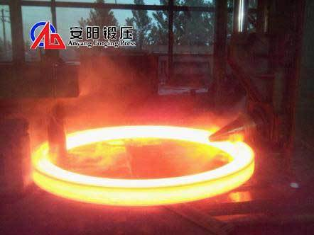 Flange ring rolling machine horizontal ring rolling machine for sale