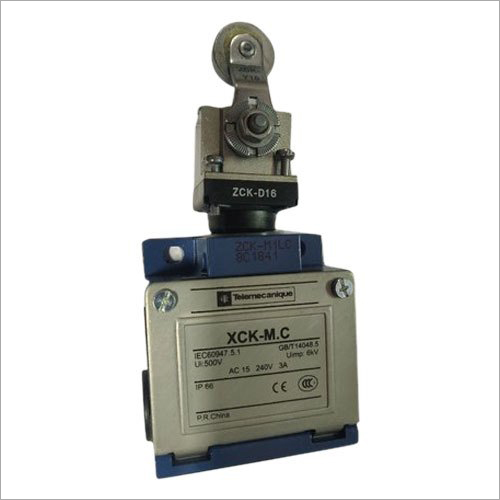 Bar Bending Machine Limit Switch