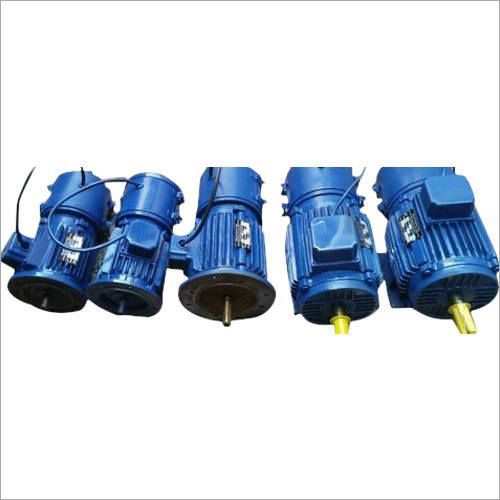 Industrial Electric Brake Motor