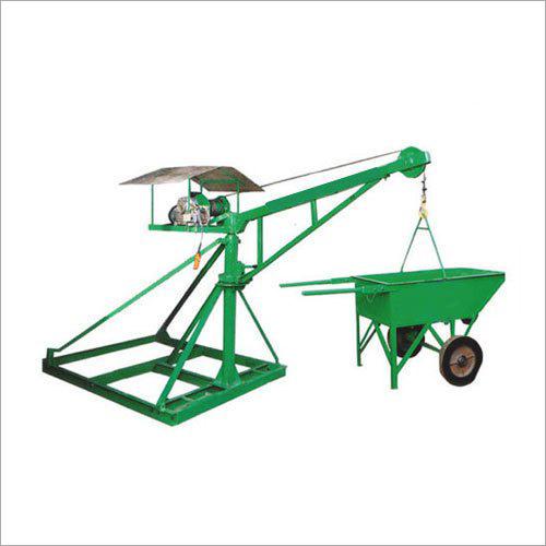 500 Kg Monkey Hoist Machine