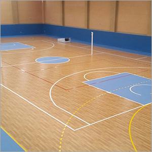 Indoor Basketball Wooden Flooring