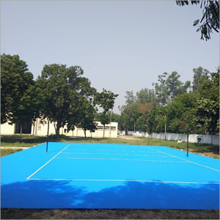 Volleyball Synthetic Flooring