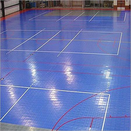 Volleyball Vinyl Flooring