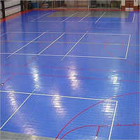 Volleyball Vinyl Flooring