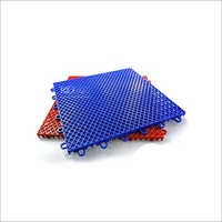 Sports Plastic Interlocking Tiles
