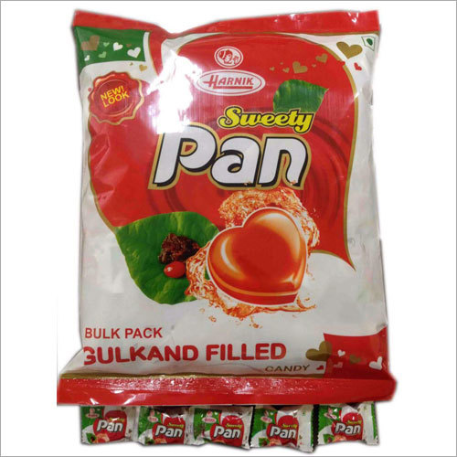 Gulkand Filled Pan Candies