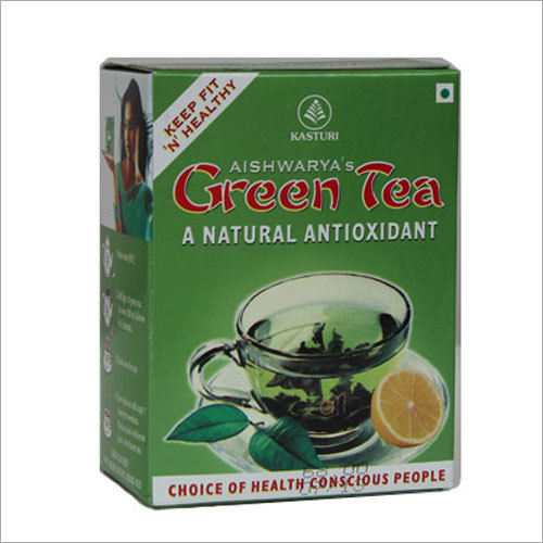 Natural Green Tea