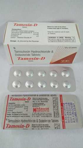 Tamsulosin Hydrochloride & Dotasteride Tablets