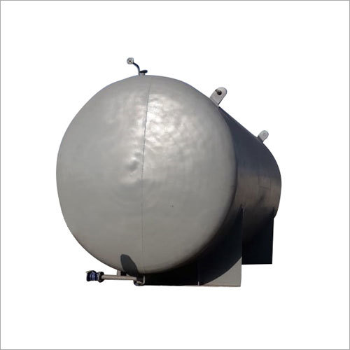 MS Horizontal Storage Tank Fabrication Service