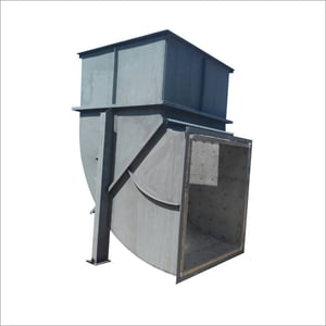 MS Fabricated Oven Duct