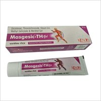Diclofenac, Thiocolchicoside, Oleum Lini, Methyl Ssalicylate & Menthol Gel