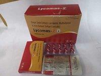 Grape Seed Extract, Lycopene Multicitamin & Anti- Oxidant Softgel Capsules