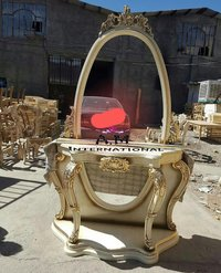 royal style dressing table