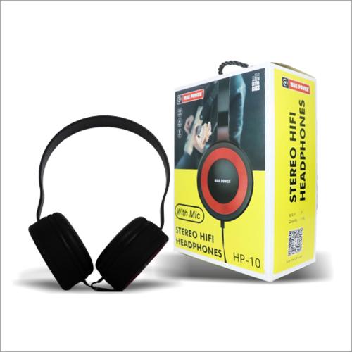 Stereo Hi Fi Headphone