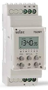 Selec TS2M1-1-16A-230V Time Switches