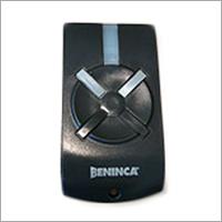 Rolling Shutter Remote Control
