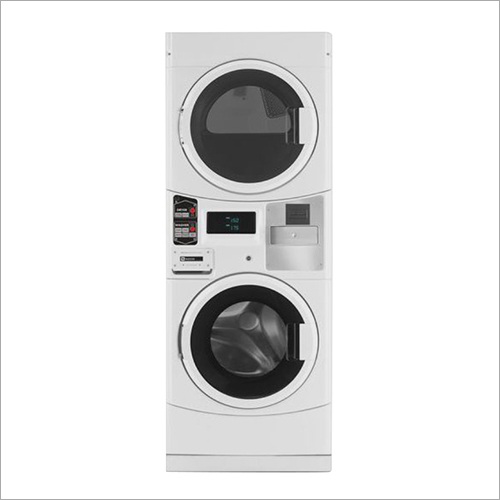 Commercial Energy Advantage Stack Washer And Dryer