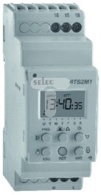 Selec ATS2M1-1-16A-230V Timer Switches