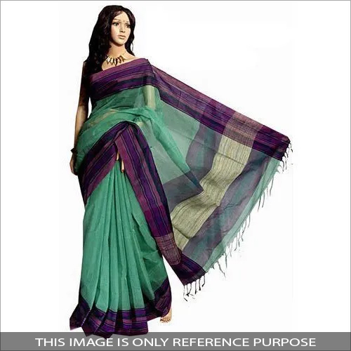 Ladies Cotton Handloom Saree