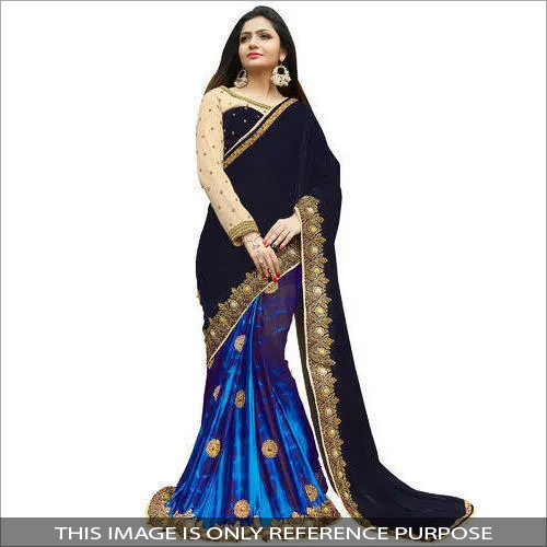 Ladies Fancy Party Wear Saree