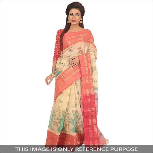 Ladies Fancy Tant Saree