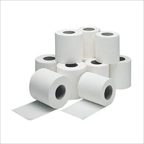 Plain Toilet Paper Roll