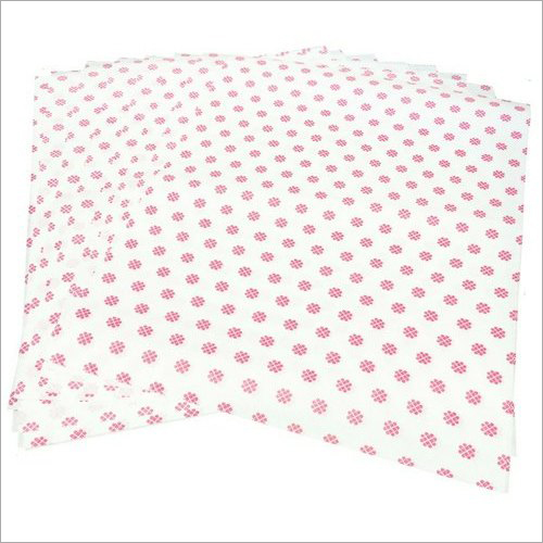 Dotted Print Tissue Paper