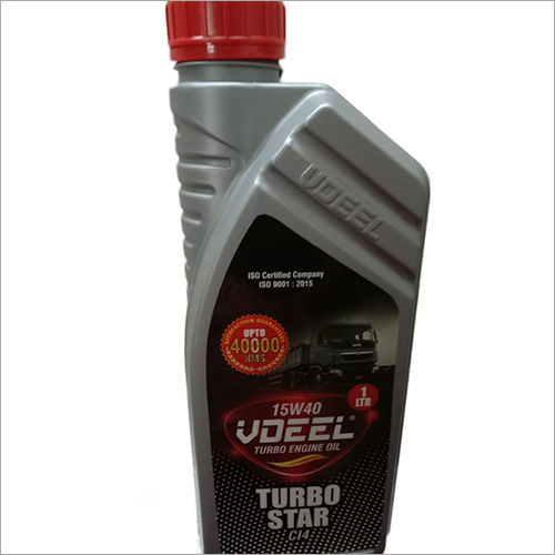 Turbo Star 15 W 40 CI-4, CF-4, CH-4 Engine Oil