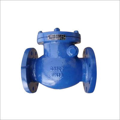 Cast Iron Flanged Swing Check Valve