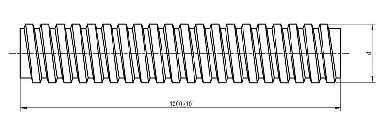din 975 Threaded Rod
