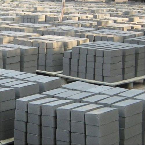 Grooved Concrete Blocks