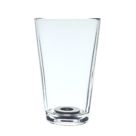 Reusable Bottom Pour Glass