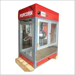 Automatic Popcorn Machine, For Commercial Use