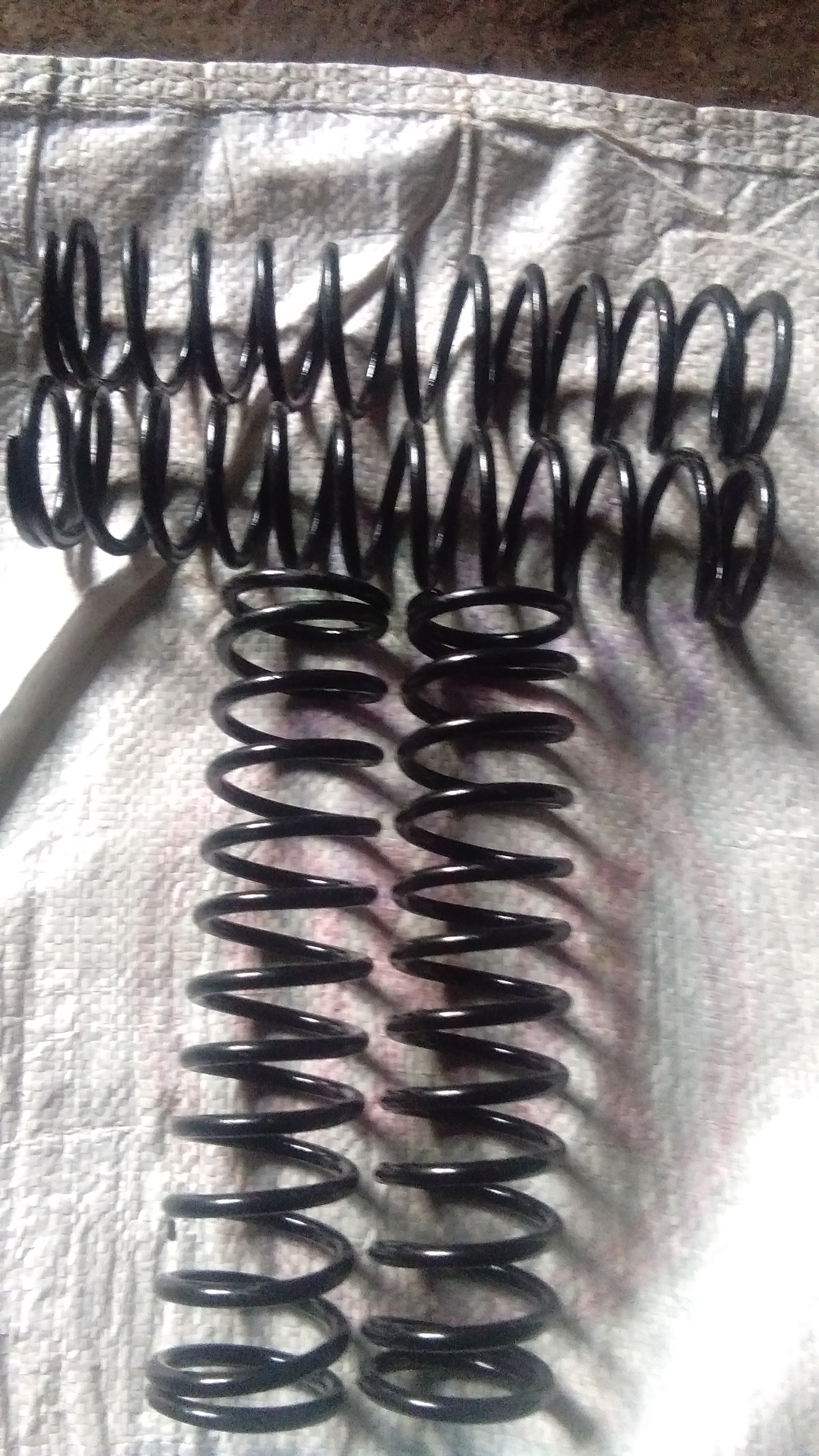 Industrial Helical Compression Spring